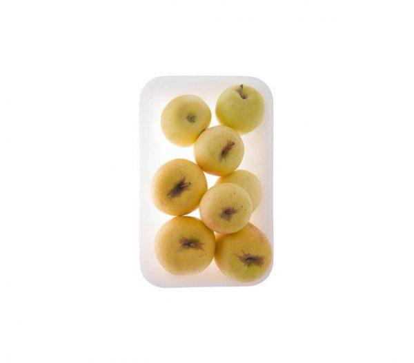 خرید اینترنتی سیب زرد درجه دو