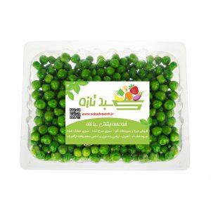 خرید اینترنتی نخود سبز منجمد