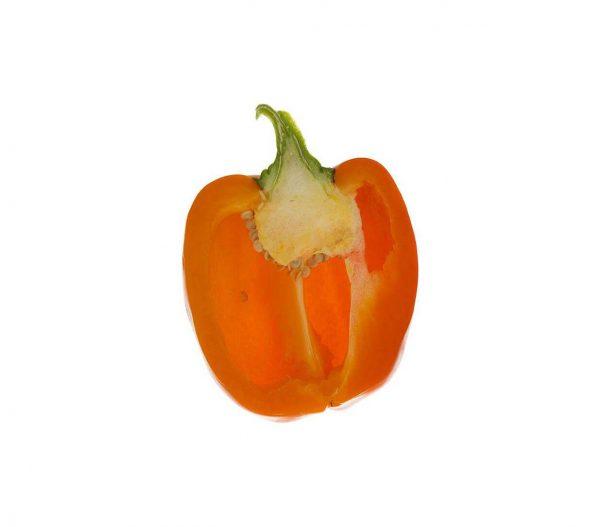 خرید اینترنتی فلفل دلمه ای نارنجی