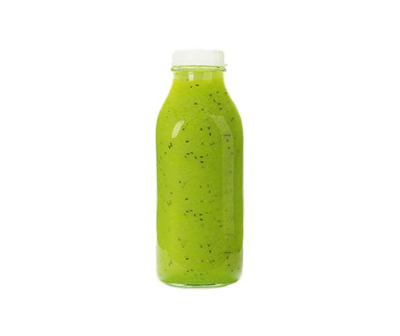 خرید اینترنتی آبمیوه طبیعی مخلوط لیمو - خیار - کیوی