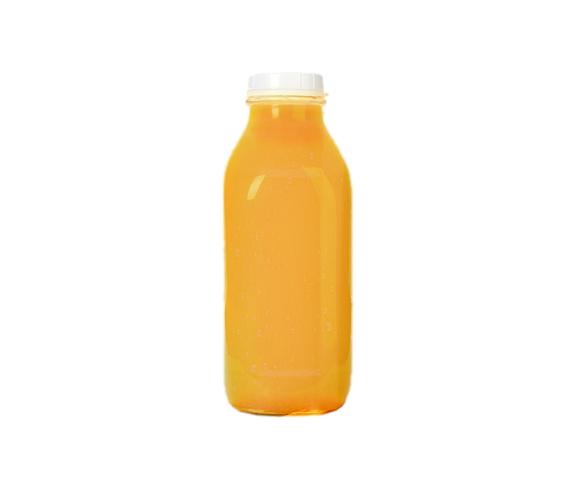 خرید اینترنتی آبمیوه طبیعی مخلوط پرتقال و انبه