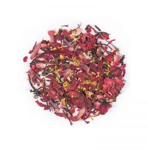 دمنوش گیاهی مخلوط چای ترش - زیتون شیرین - جاسمین