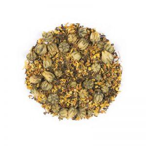 دمنوش گیاهی مخلوط زیتون شیرین - اولانگ - ماتریکاریا