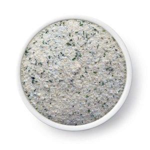 نمک درشت سیر با جعفری
