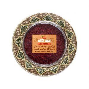 زعفران-ده-مثقالی سبد تازه